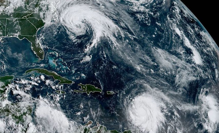 Category 5 Hurricane Maria Making Its Way To Purto Rico, Will It Landfall On Florida?