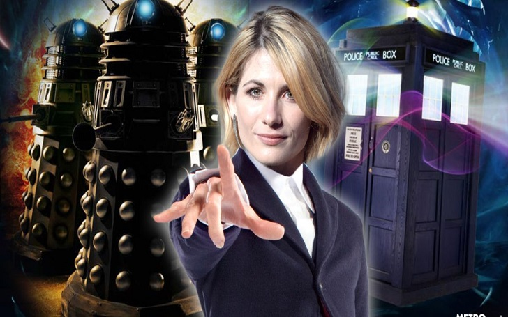 Hottest Television Star Crowned-Jodie Whittaker Tops The Radio Times TV 100 List!