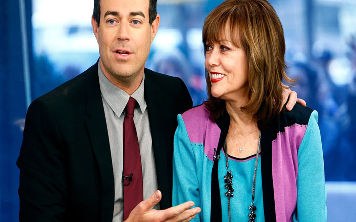 Television Woman of the Year, Carson Daly's Mom, Pattie Daly Caruso, Dies at 73
