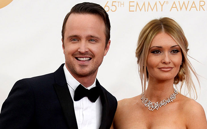Breaking Bad Actor Aaron Paul Took To Instagram To Announce Wife Lauren's Pregnancy