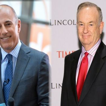 Bill O'Reilly Talks Sexual Harassment Claims and Firing From Fox on NBC's Today With Matt Lauer