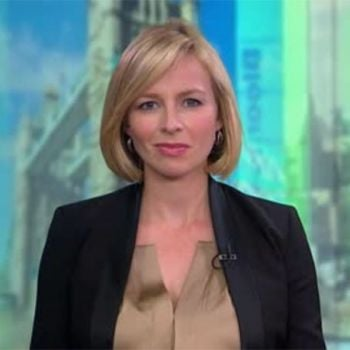 Bloomberg Television's Host Caroline Hyde's Marital Status-Is She Engaged, Or Single? Details About Her Love Life