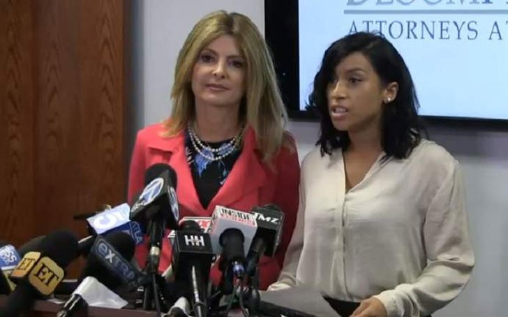 Woman At The Center Of Kevin Hart Sex Scandal Speaks In A Press Conference