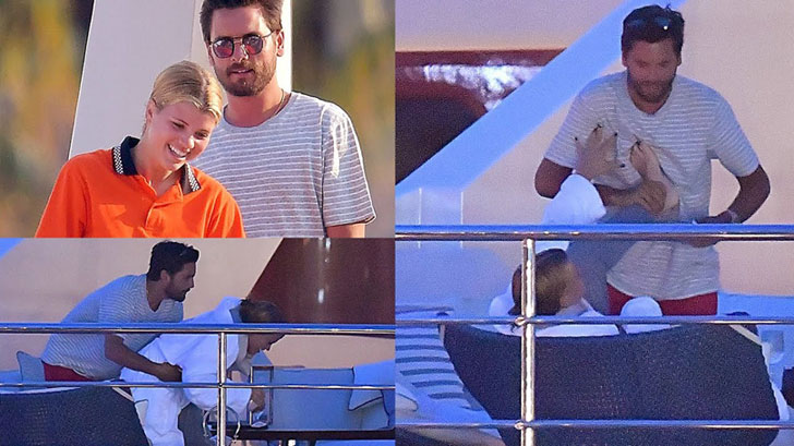 Reality Star Scott Disick and Sofia Richie Confirm Their Relation On Instagram