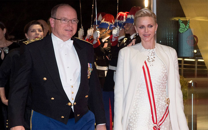 Charlene, Princess of Monaco is Living Happily with her Husband Albert II, Prince of Monaco, Details About Their Married Life, Dating Period and Children