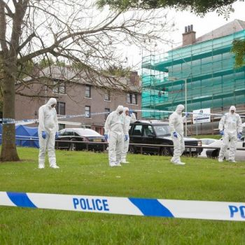 A Man Has Been Murdered With Bow And Arrow In Dundee With One Man Injured