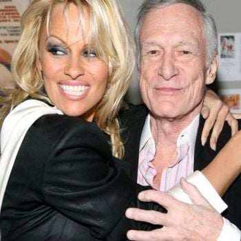 Pamela Anderson Reacts to Hugh Hefner's Death in Tears, Bridget Marquardt Breaks Silence As Well