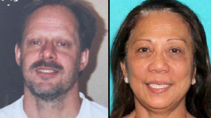 Las Vegas Mass-Shooter Stephen Paddock's Girlfriend Under Police Investigation-Details