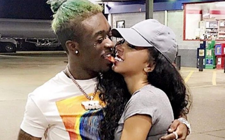 Lil Uzi Vert Tongue Kisses his Ex- Girlfriend Brittany Renner After Declaring He is 'Single' on Twitter. Are They Dating Again?