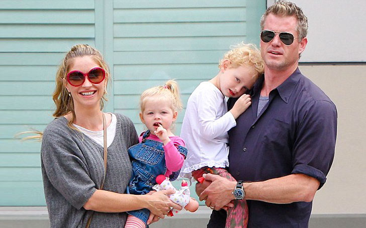 How is American Model Rebecca Gayheart's Marriage With Husband Eric Dane After The Nude Video-Tape Leak? Details About Their Married Life and Children