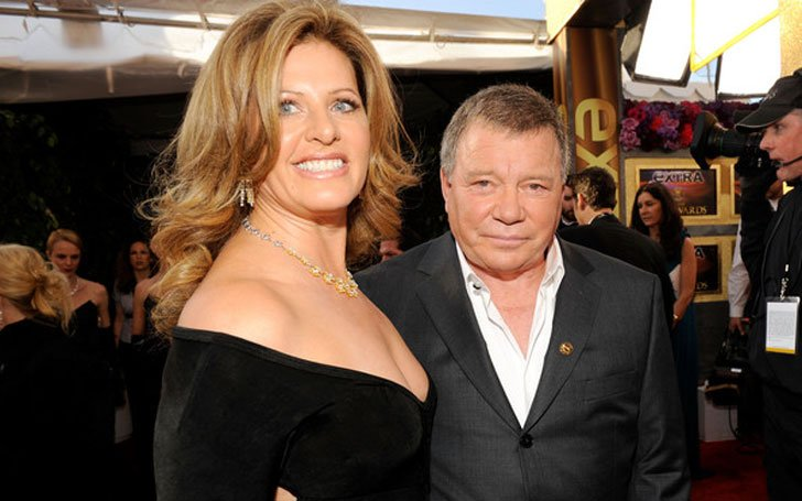Is william shatner married