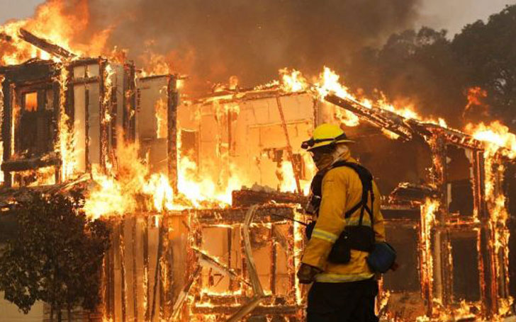 Massive Wildfires Killed At Least 11 And Left Over 100 Injured In Northern California