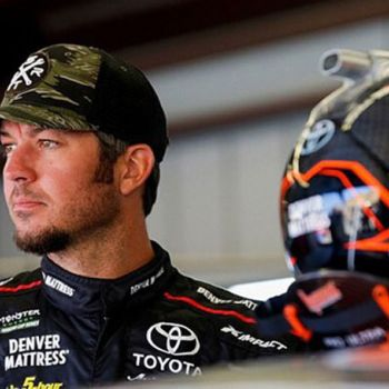 Martin Truex Jr. Got Emotional On The Victory Lane As Thought Changed To Girlfriend