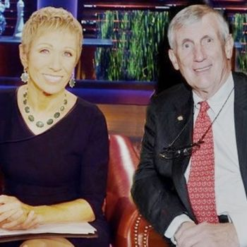 Dancing With The Stars Participant Barbara Corcoran's Married Life to Bill Higgins- Details About Their Children, and Love-Life