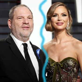 Weinstein's Wife Left Him After More Women Including Angelina Jolie Accused Him Of Sexual Harassment