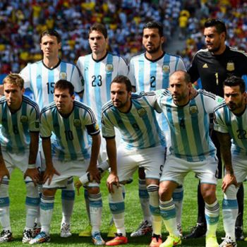 A Hat-Trick From Leo Messi Confirms Argentina's Ticket To Russia