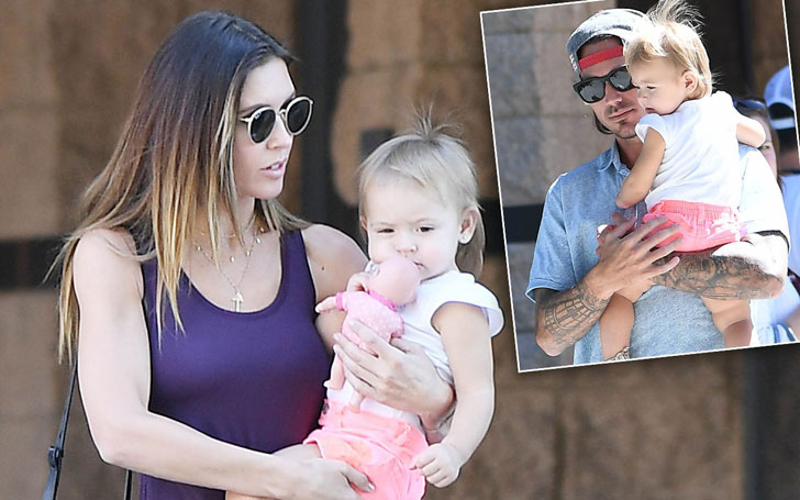 Audrina Patridge Granted Full Custody Of Daughter; Patridge Claims Bohan Changed All Home Locks