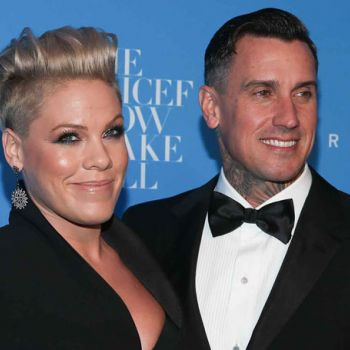 Pink's Husband Carey Hart says, ''She Can Do it All''