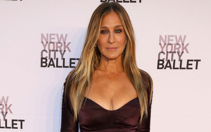 Sarah Jessica Parker Appeared In Black At Hammer Museum Gala In The Garden