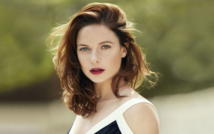 Rebecca Ferguson's Relationship With Her Son- Who Is The ...