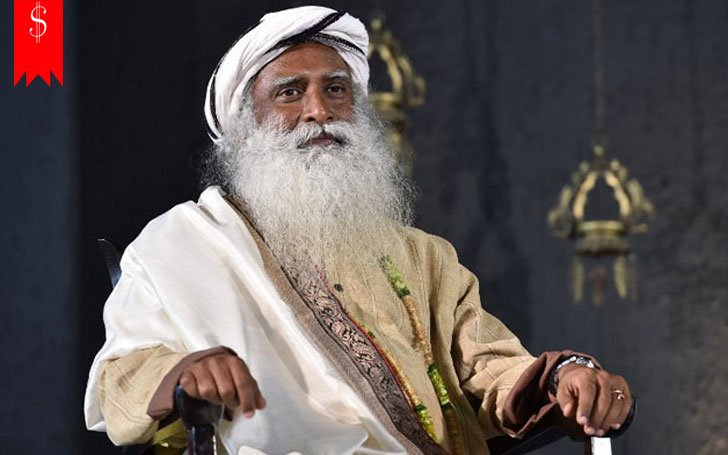 Jaggi Vasudev known as Sadhguru's Net worth: Know all the Detail about his Source of Income