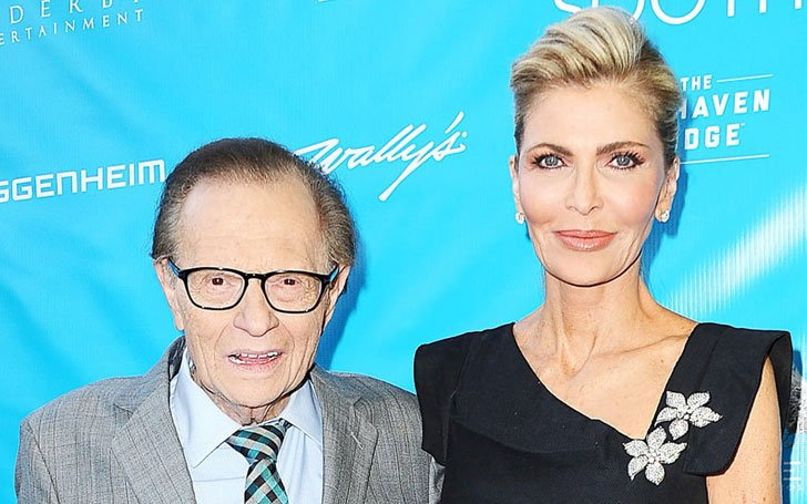 Larry King And Shawn Meet After Three Months For Serious Talk On Divorce