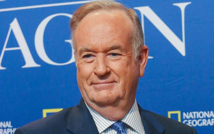 Bill O'Reilly 'Mad at God' Over Sexual Harassment Accusations