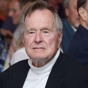 Former President George H.W. Bush Apologizes To Actress Heather After Her Accusation