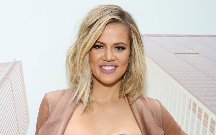 Revealed: Khloe Kardashian Expecting Baby Boy With  Tristan Thompson