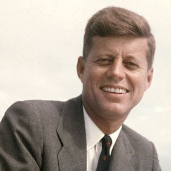 National Archives Release Files On Former President John F. Kennedy's Assassination