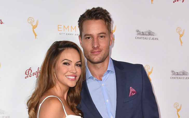 Justin Hartley And Chrishell Stause Exchange Vows In An Intimate Ceremony