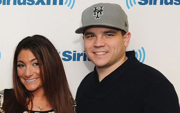 'Jersey Shore' Star Deena Cortese Ties Knot With Boyfriend Chris Buckner