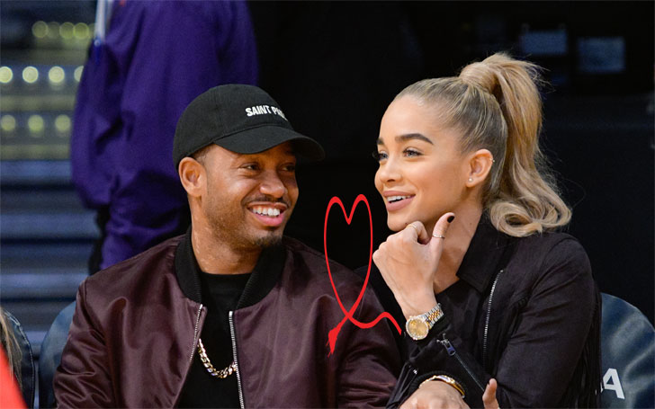 Terrence J is in Relationship with Jasmine Sanders-Details About Their Affair,