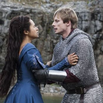 Merlin Co-stars Angel Coulby and Bradley James' Off-screen Dating Life- Details About Their Relationship