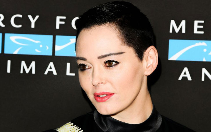 Arrest Warrant Issued For Actress Rose McGowan Over Drug Possession