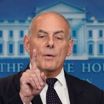 I Will Never Apologize To Frederica Wilson: White House Chief Of Staff John Kelly Says