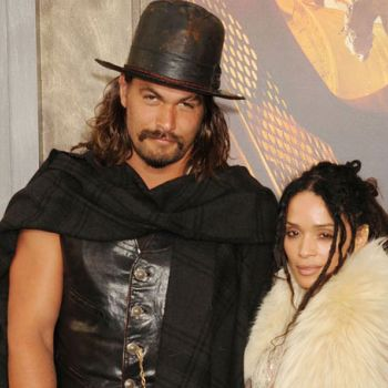 Game Of Thrones Star Jason Momoa Officially Married To Actress, Lisa Bonet