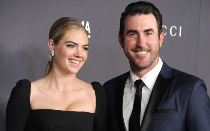 Supermodel Kate Upton And Fiance Justin Verlander Married In A Lavish Ceremony In Italy