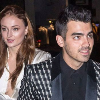 Game Of Thrones Star Sophie Turner And Joe Jonas Celebrate Engagement Party In NYC