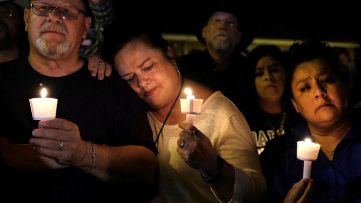 Eight Member From A Family Killed In Texas Church Mass Shooting On Sunday