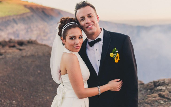 Meteorologist Maria Timmer Got Married To Reed Timmer At A Volcano-Details About Their Wedding Life and Pictures!