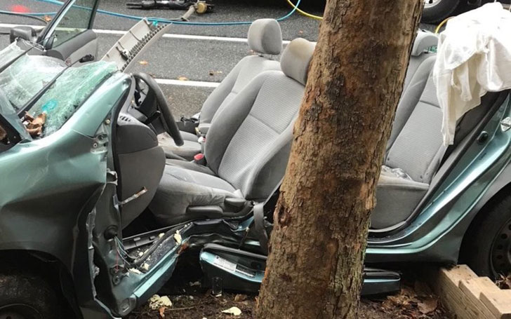 3 Students Killed In A Car Crash In Boston, Massachusetts