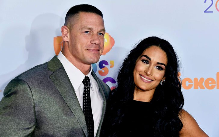 WWE Star John Cena And fiance Nikki Bella Planning Their Nuptials