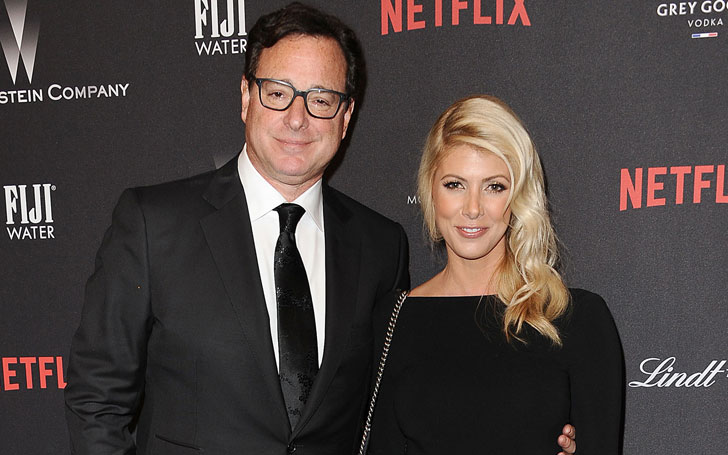 Full House Actor Bob Saget Engaged To Television Host Kelly Rizzo