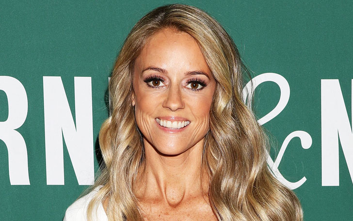 Nicole Curtis Defends Decision To Breastfeed 30-Month Son
