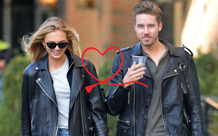 Cutest Couple In The Glamour World: Victoria's Secret Angel Romee Strijd And Boyfriend Laurens van Leeuwen! Details About Their Dating Life!