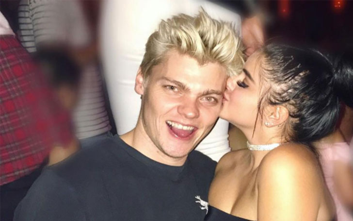 Ariel Winter Celebrates First Anniversary With Boyfriend Levi Meaden, Says She Is The Luckiest Girl