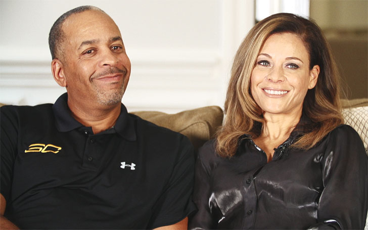 Stephen Curry Dell-curry-s-wife-sonya-curry-know-in-details-about-her-married-life-and-relationship