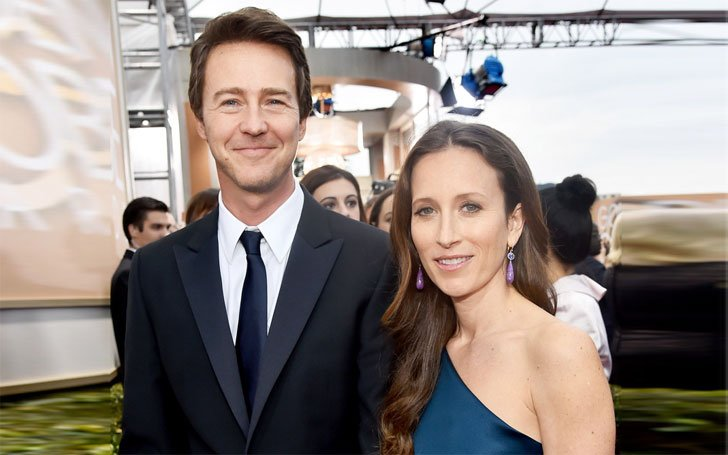 Shauna Robertson And Edward Norton's Secret Married Life- Dating History And Children