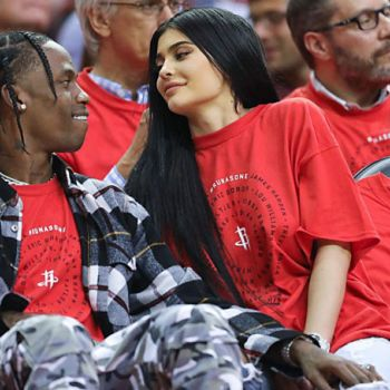 Is Kylie Jenner Engaged? Caught Flashing a Diamond Ring-Pictures!